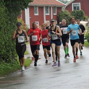 Running competition - Kustmaran, Around Kristianopel & Veteran SM in marathon