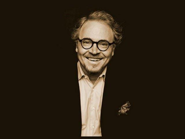 Alandica: En afton med Fredrik Lindström