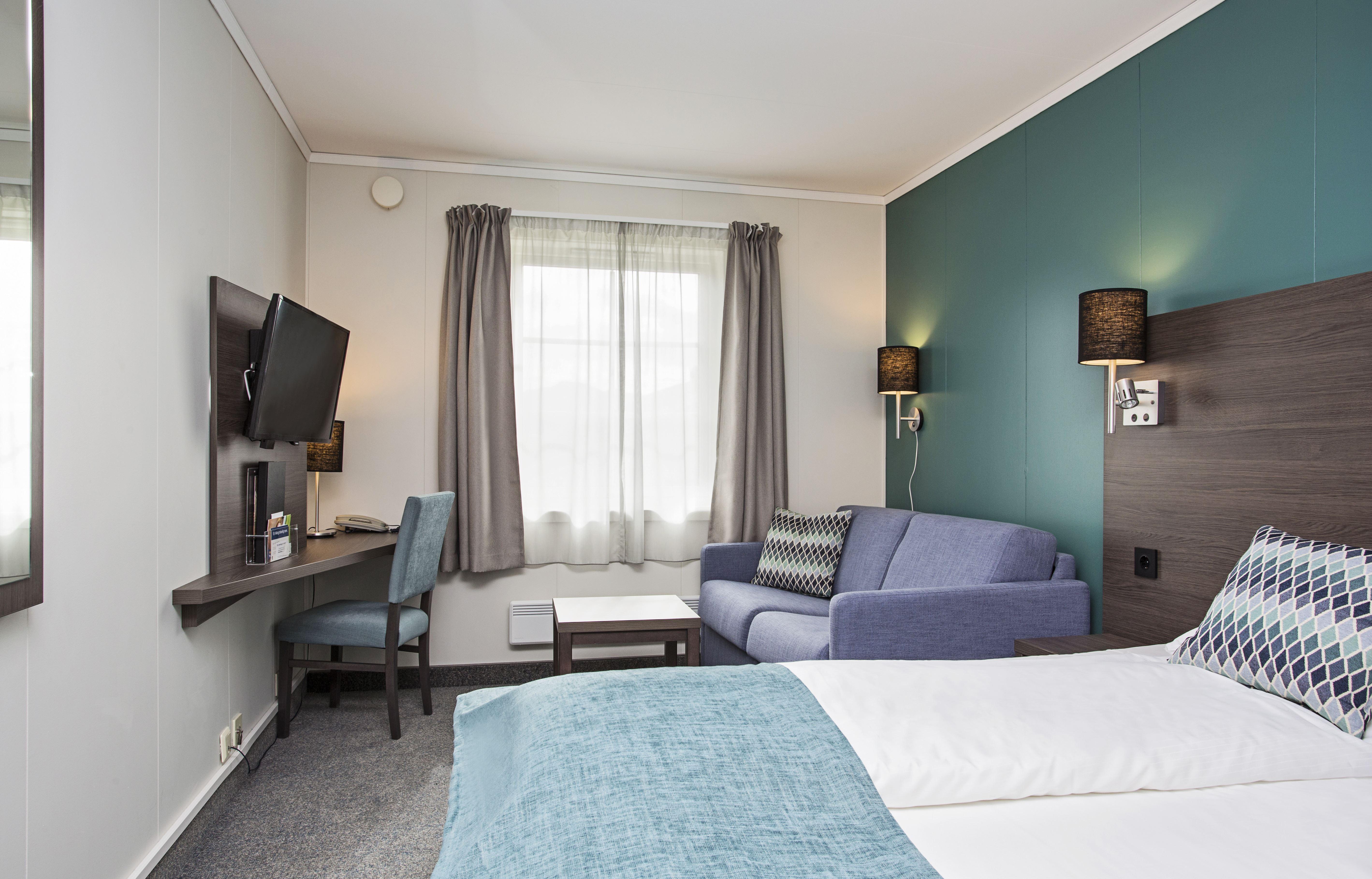 Scandic Leknes Lofoten Hotell
