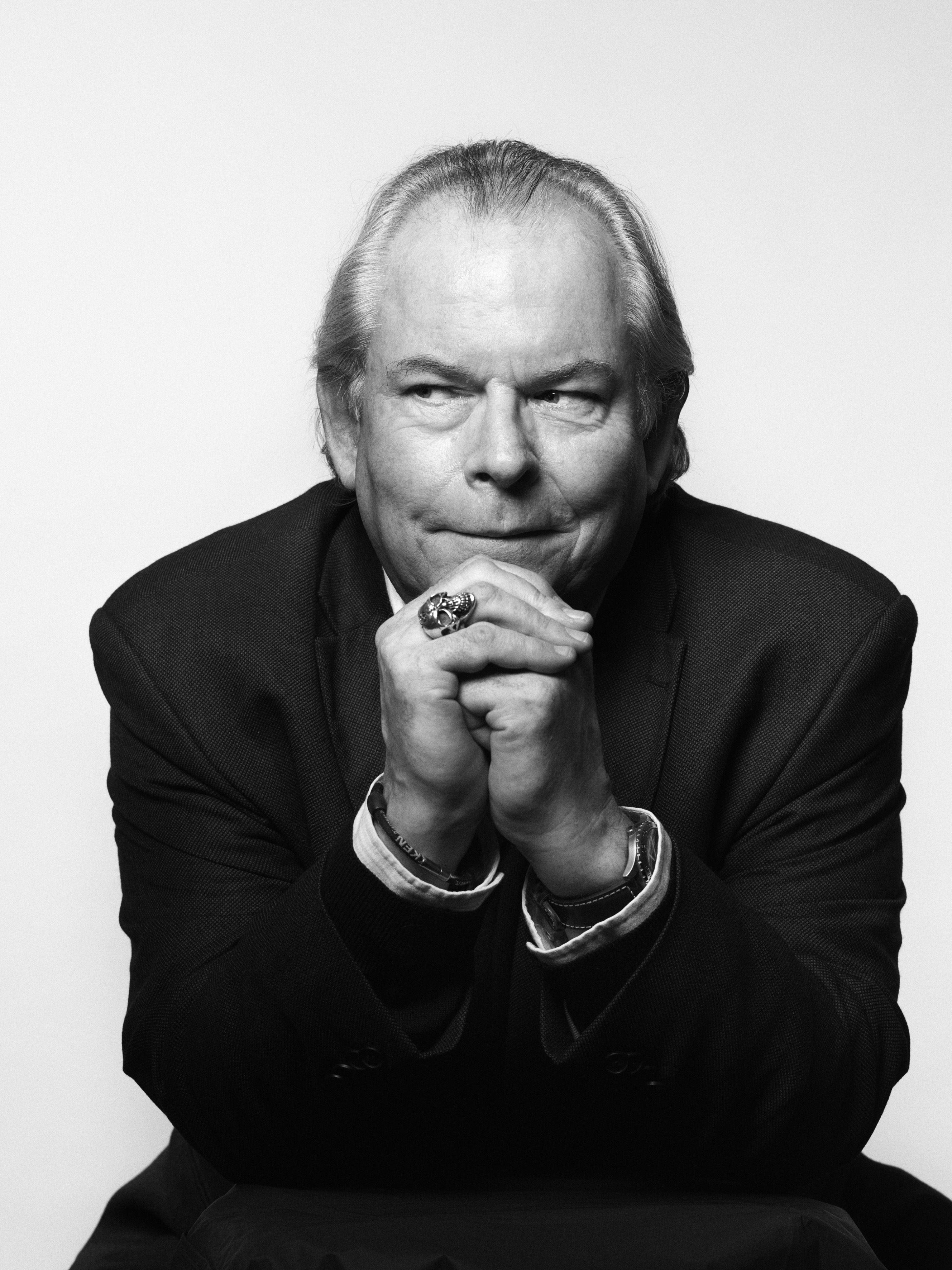Författarbesök av Dag Öhrlund