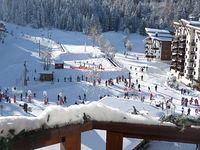 Studio, 4 personnes skis aux pieds / Folyères 56