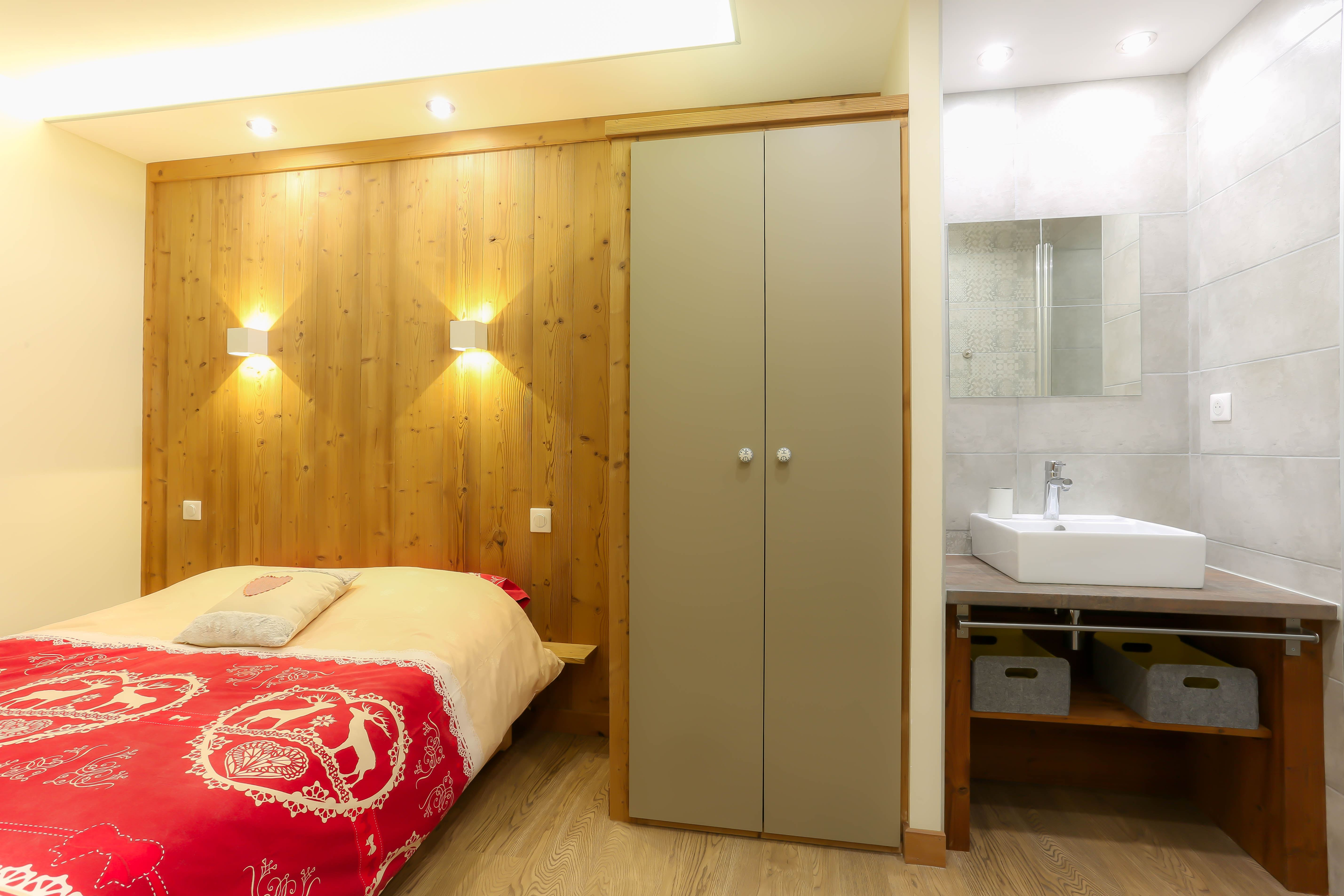 Arcelle 706 > 5 Rooms - 4 Persons - 4 Gold Snowflakes (Ma Clé IMMO)