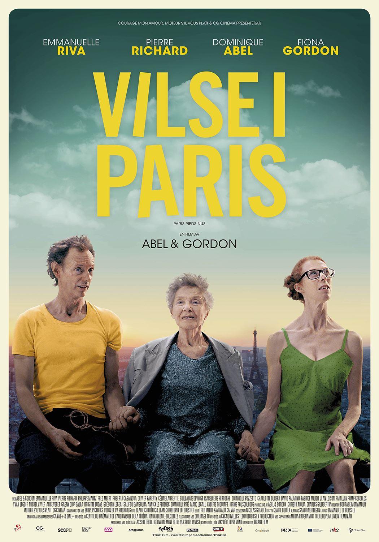 Södertälje Filmstudio visar: Vilse i Paris