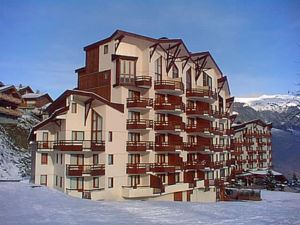 4 rooms, 6 people ski-in ski-out / Kalinka 309 (mountain)