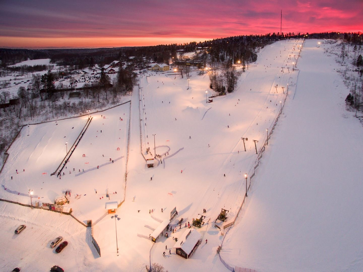 Ski Tickets | Snow Centre Messilä - Hourly passes