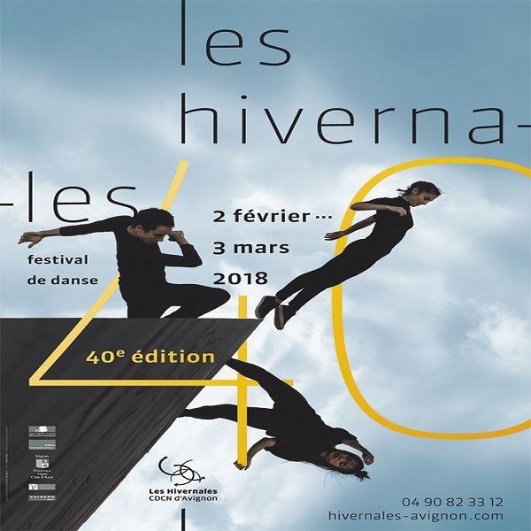 Les Hivernales 2018 - Jaguar - Marlene Monteiro Freitas avec Andreas Merk