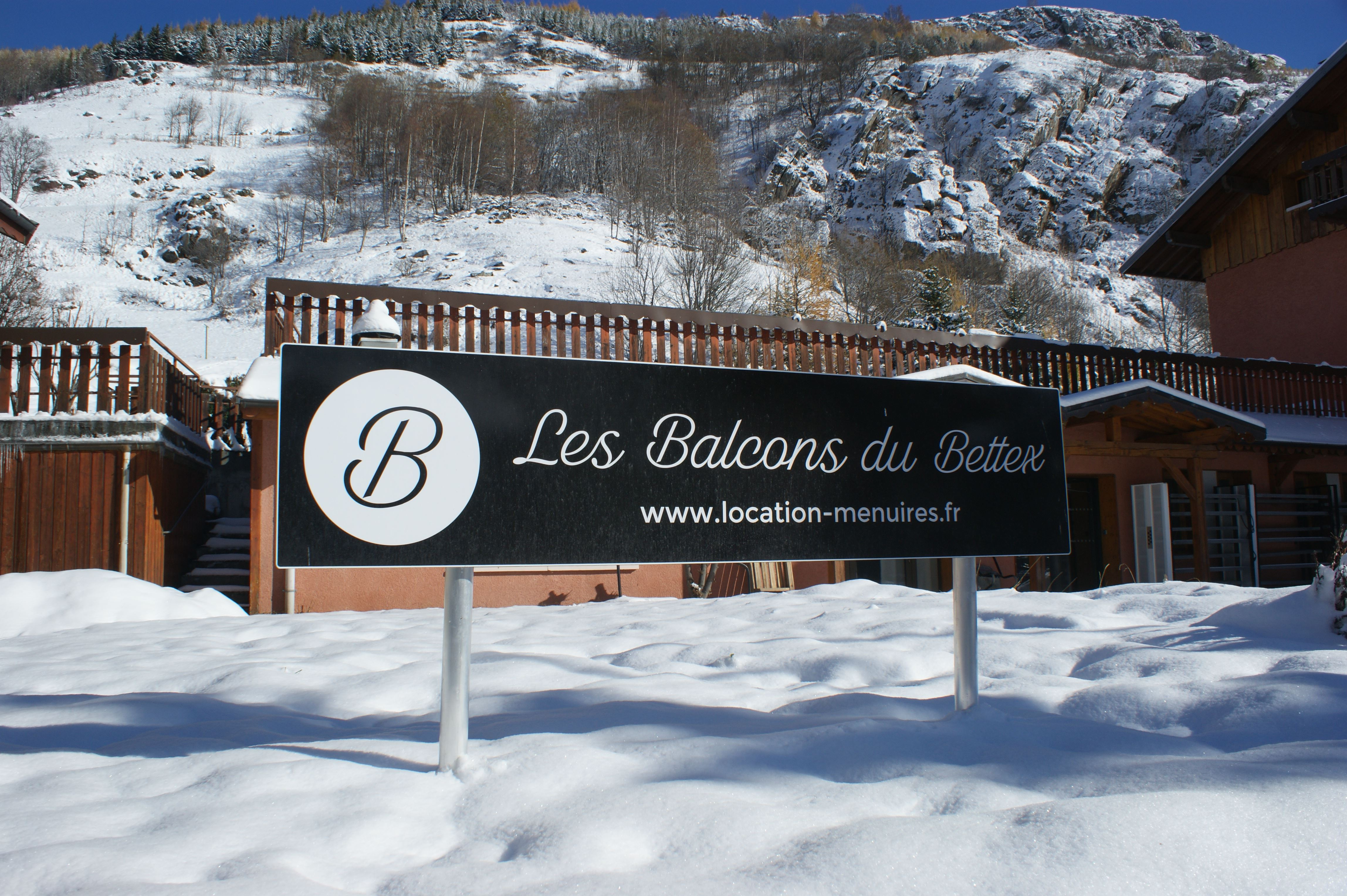 Résidence Les Balcons du Bettaix