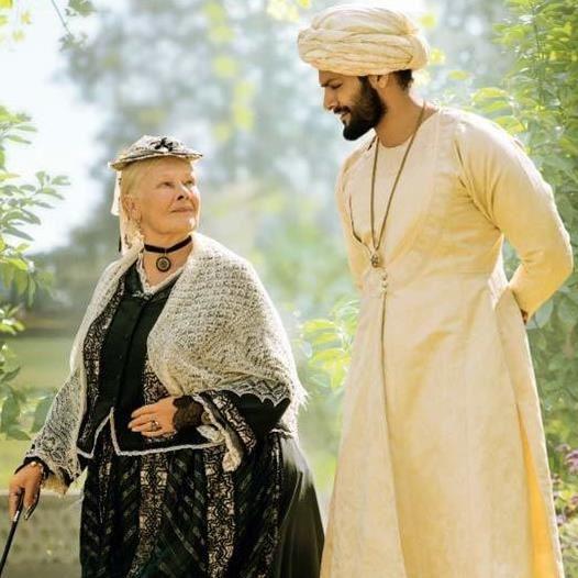 Visir Bio -  Victoria och Abdul