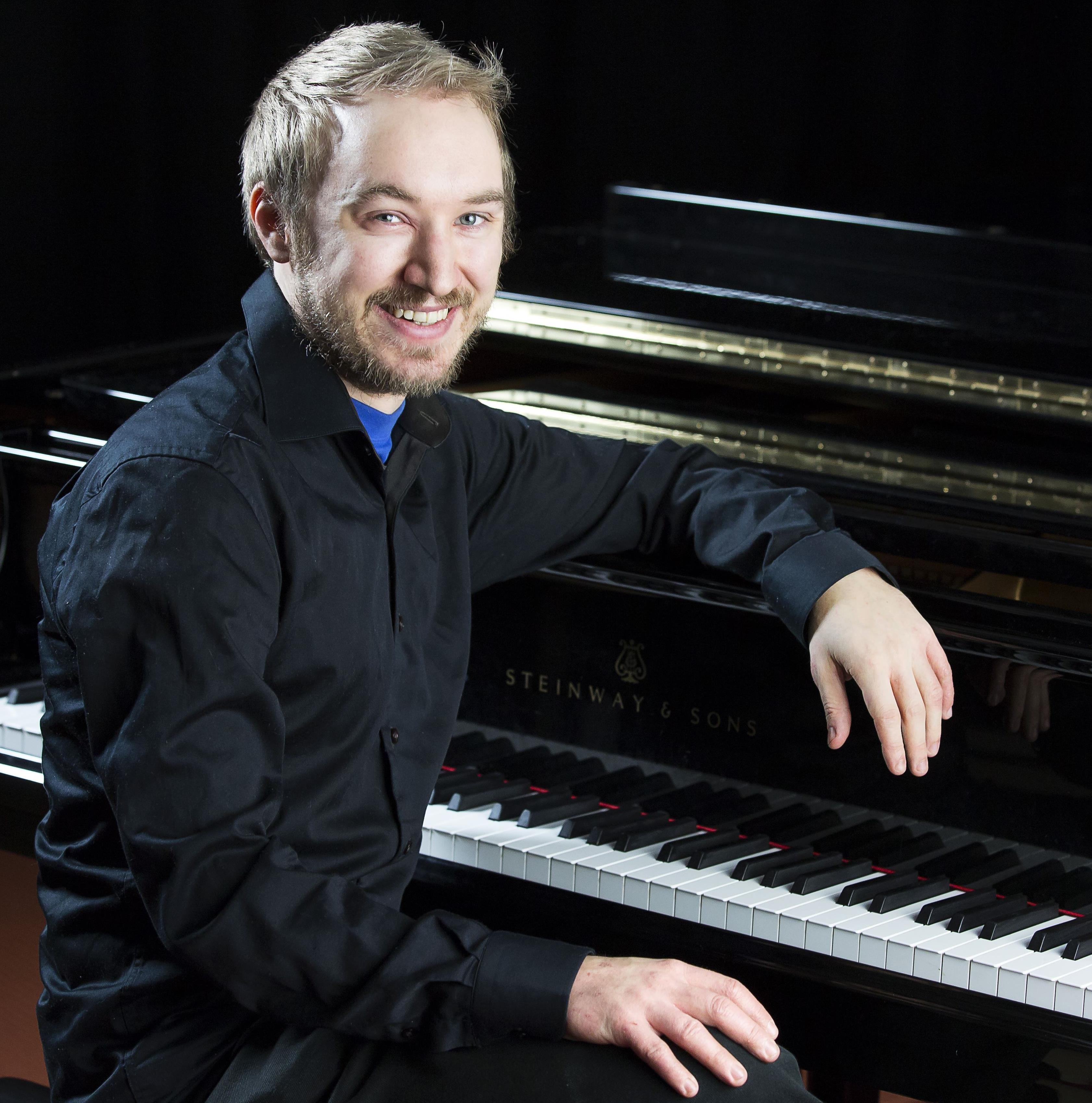 Konsert med Fredrik Schützer