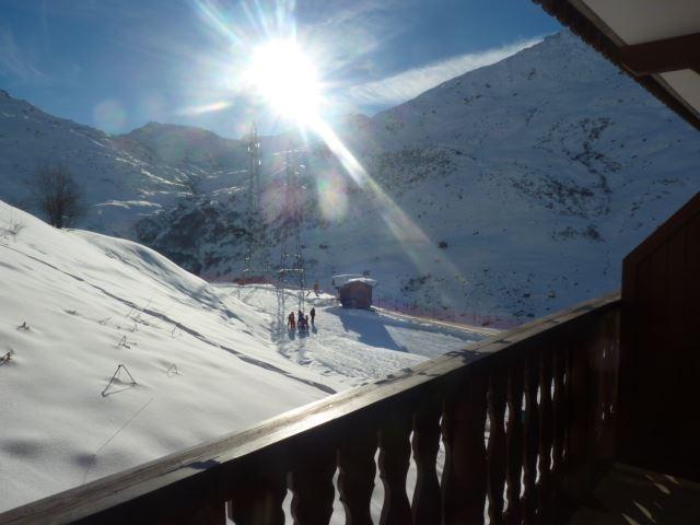 2 Pièces 4 Pers skis au pieds / Valmonts B13