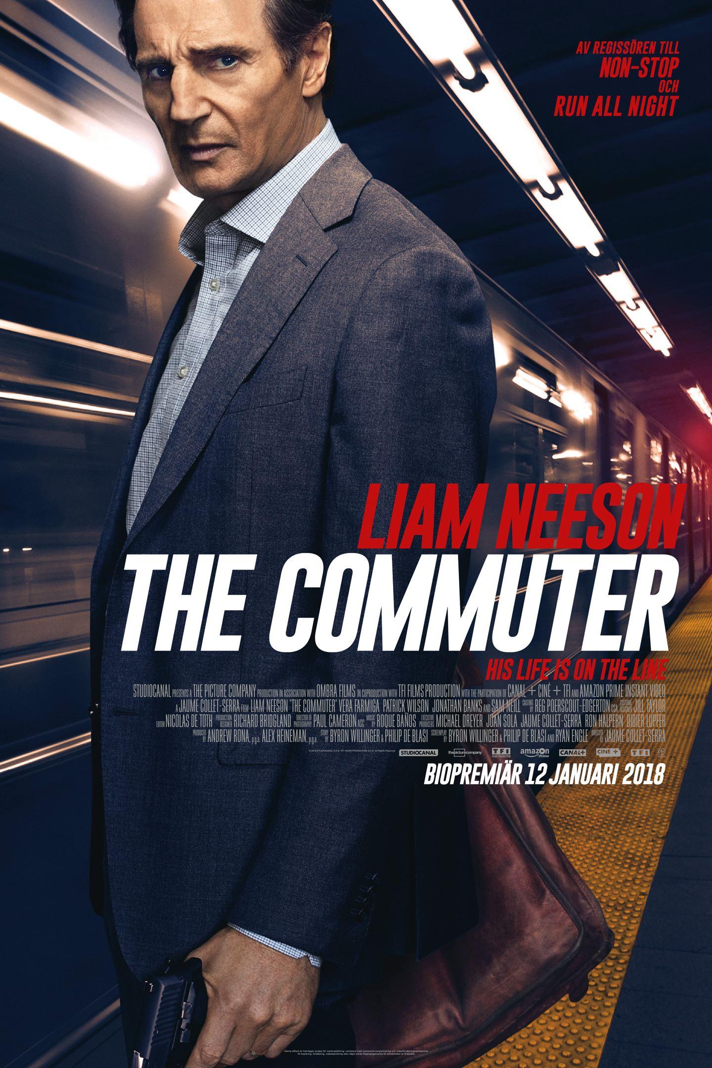Bio: The Commuter