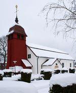 Gospelsgudstjänst i Djura kyrka