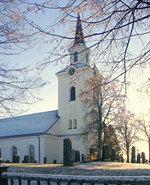 Påskmässa i Siljansnäs kyrka