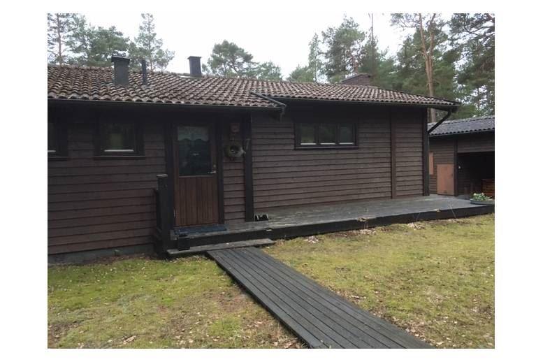 Yngsjö - Västkuststuga i Yngsjö, ca 5 km söder om Åhus.