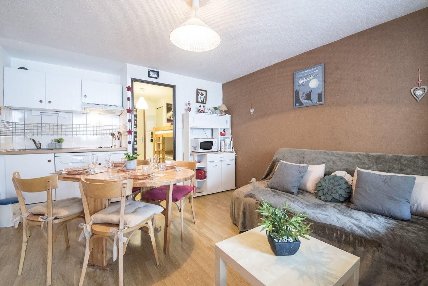 BEL AURE 3 BA3006 - Studio 2/4PTourisme  rooms  people