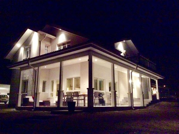Sauna | Villa Lakeview Golf