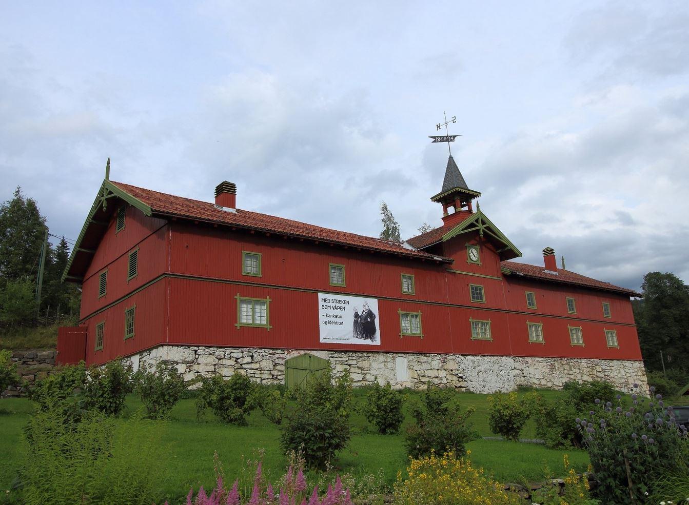 Aulestad in Gausdal