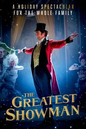 Elokuvateatteri Bio Savoy: The Greatest Showman in the World