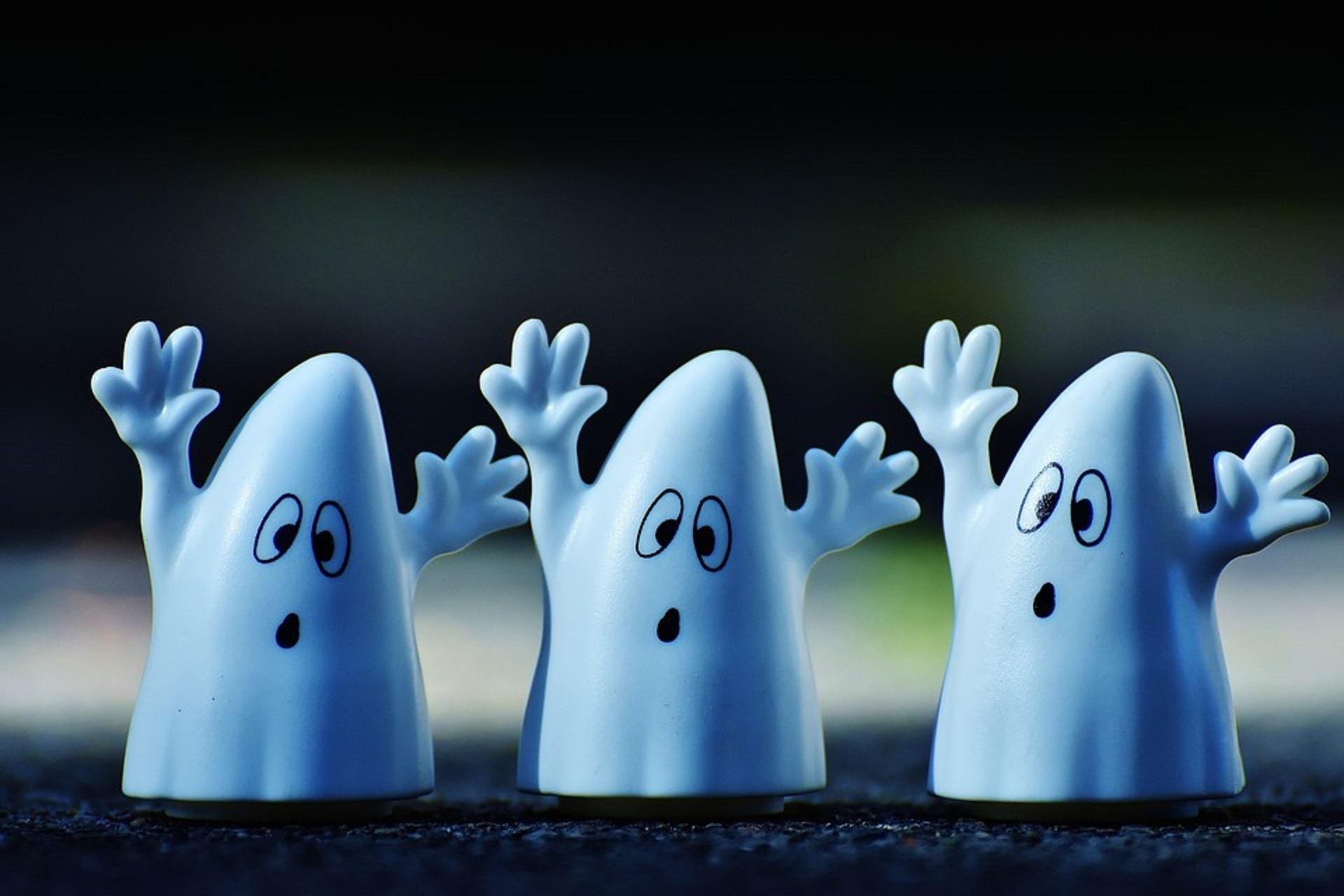 Spökvandring i Hembygdsparken