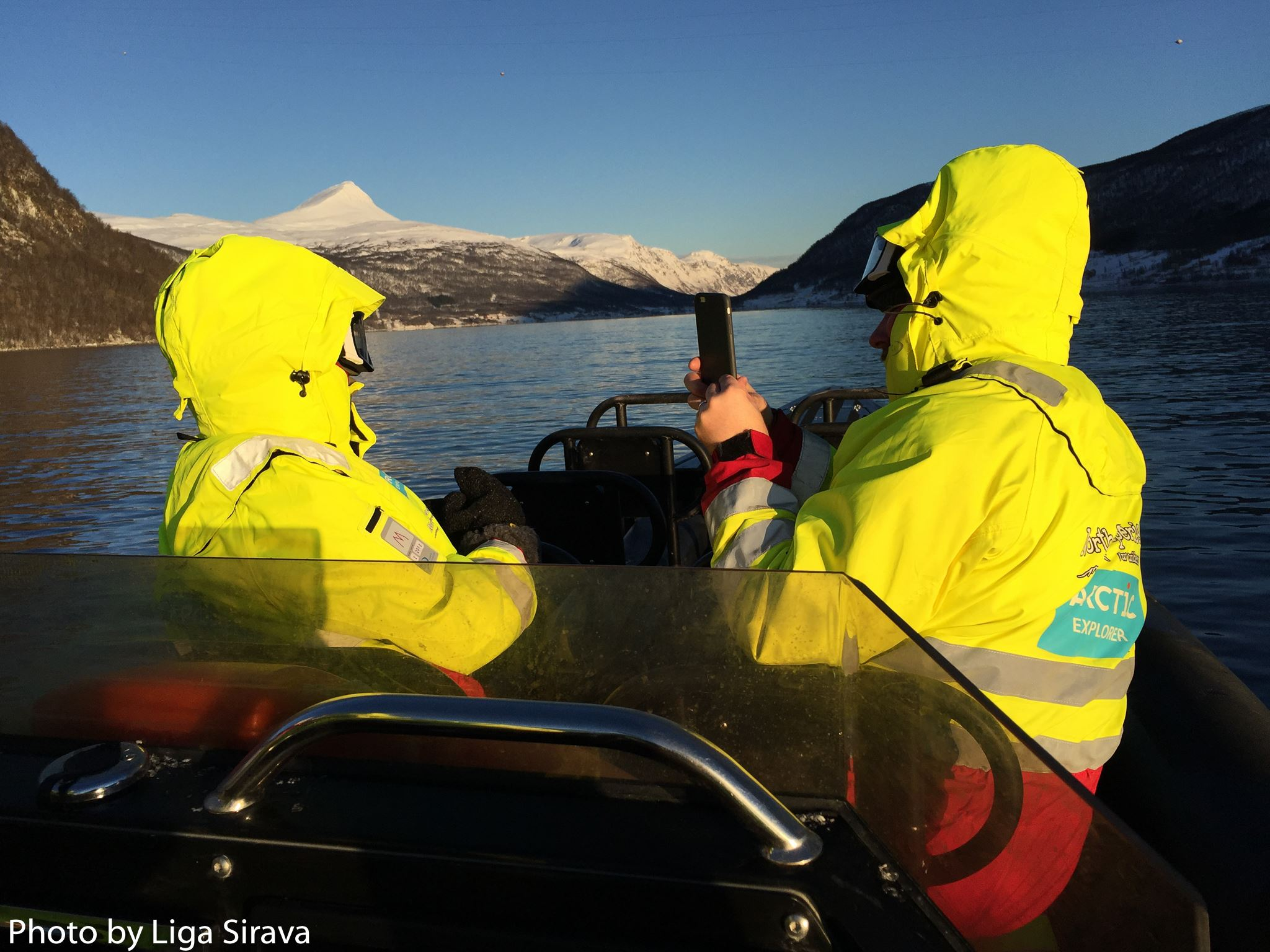 Fjord Adventure by RIB