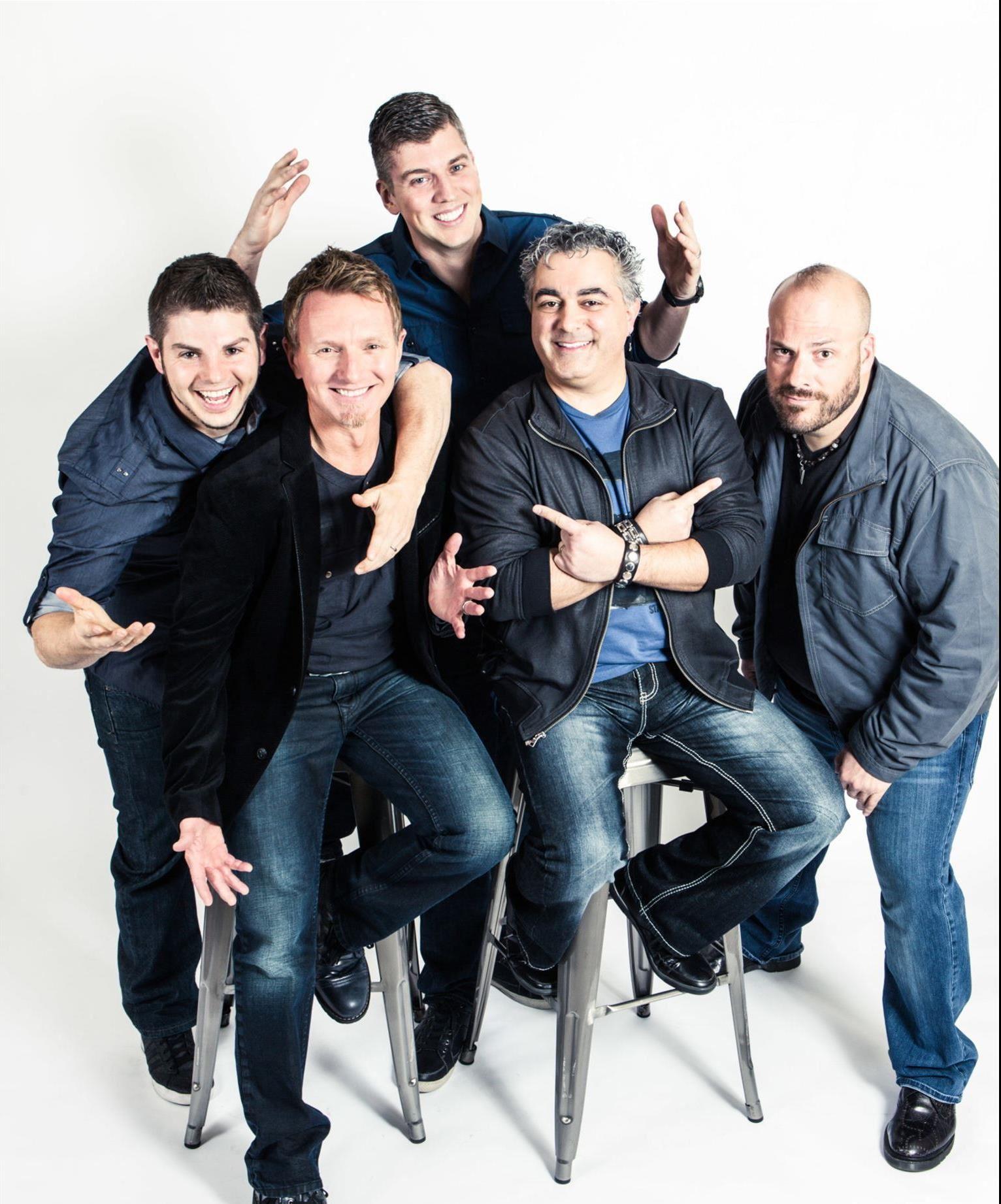 Musik: Face vokal Band - We´re back