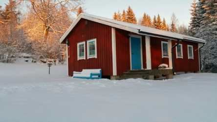 Mieps Huset Bed & Breakfast - Stuga