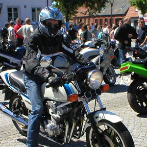 Motorradtreffen in Maribo