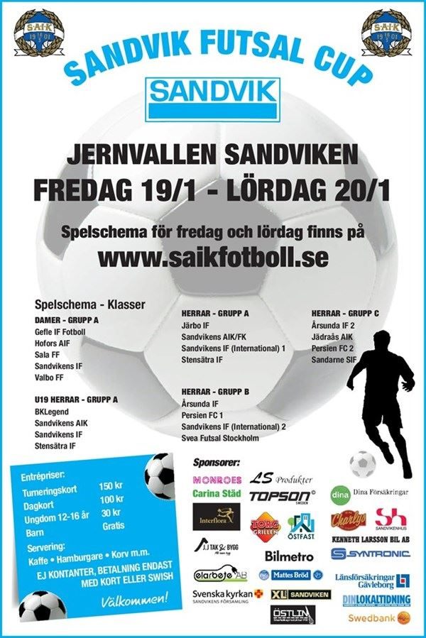 Sandvik Futsal Cup