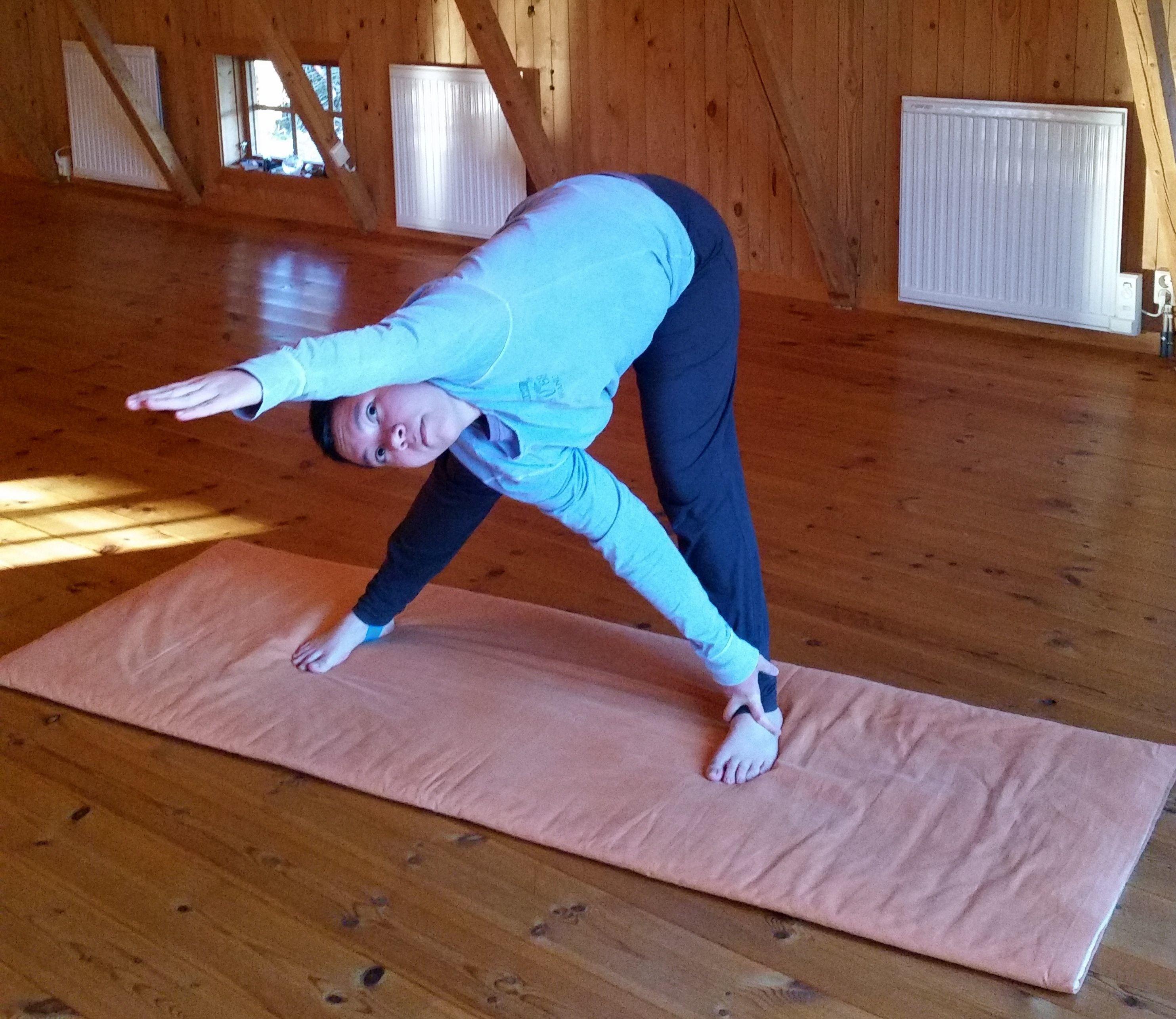 Yoga och meditation