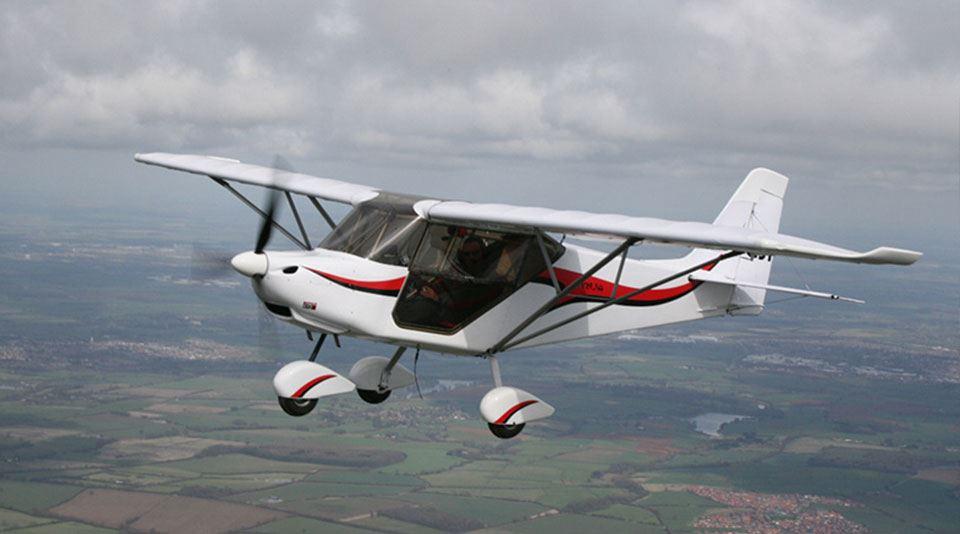 MICROLIGHT FLIGHT -LES AILES TOURANGELLES