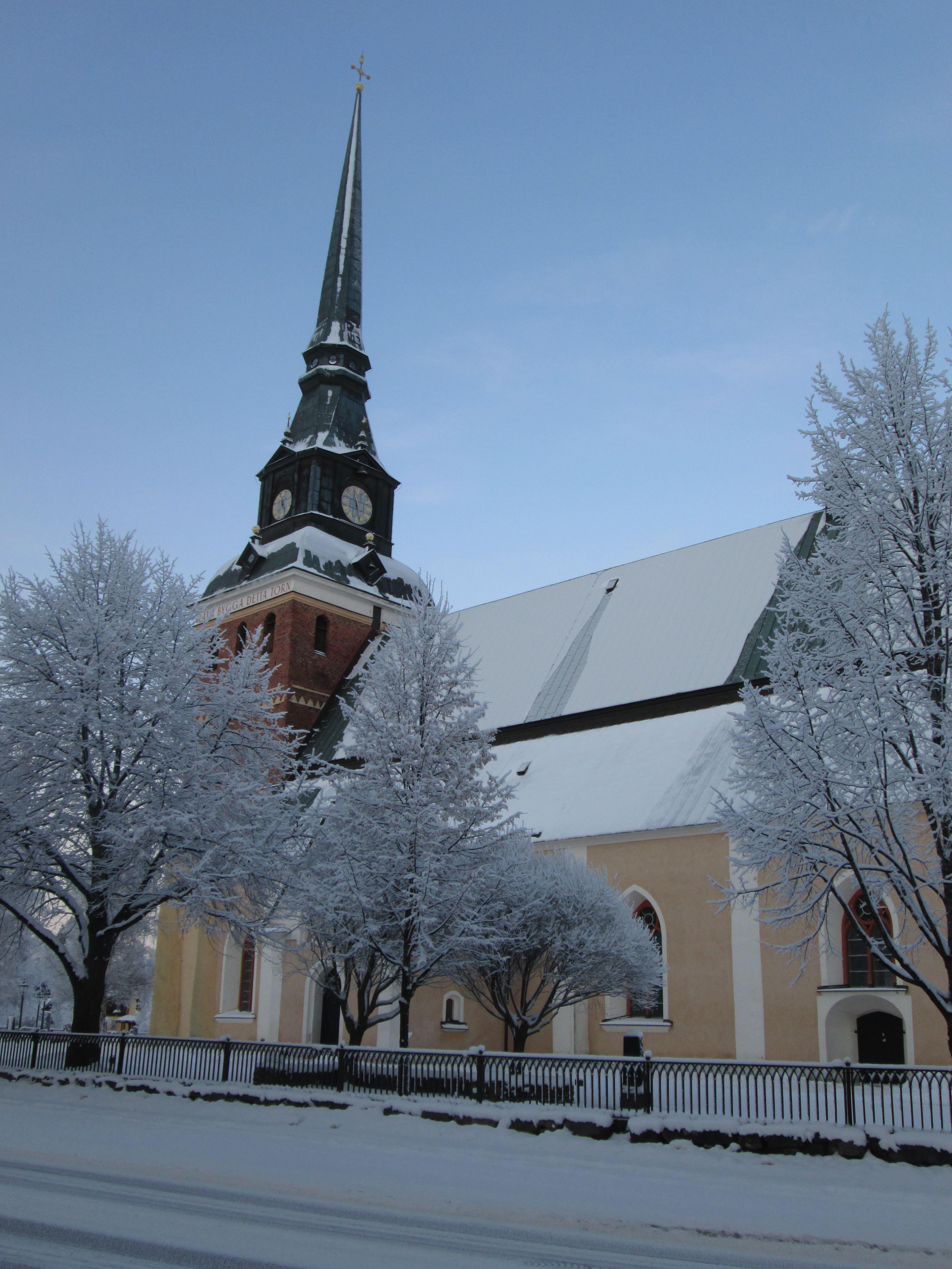 Högtidsfest Mora kyrka