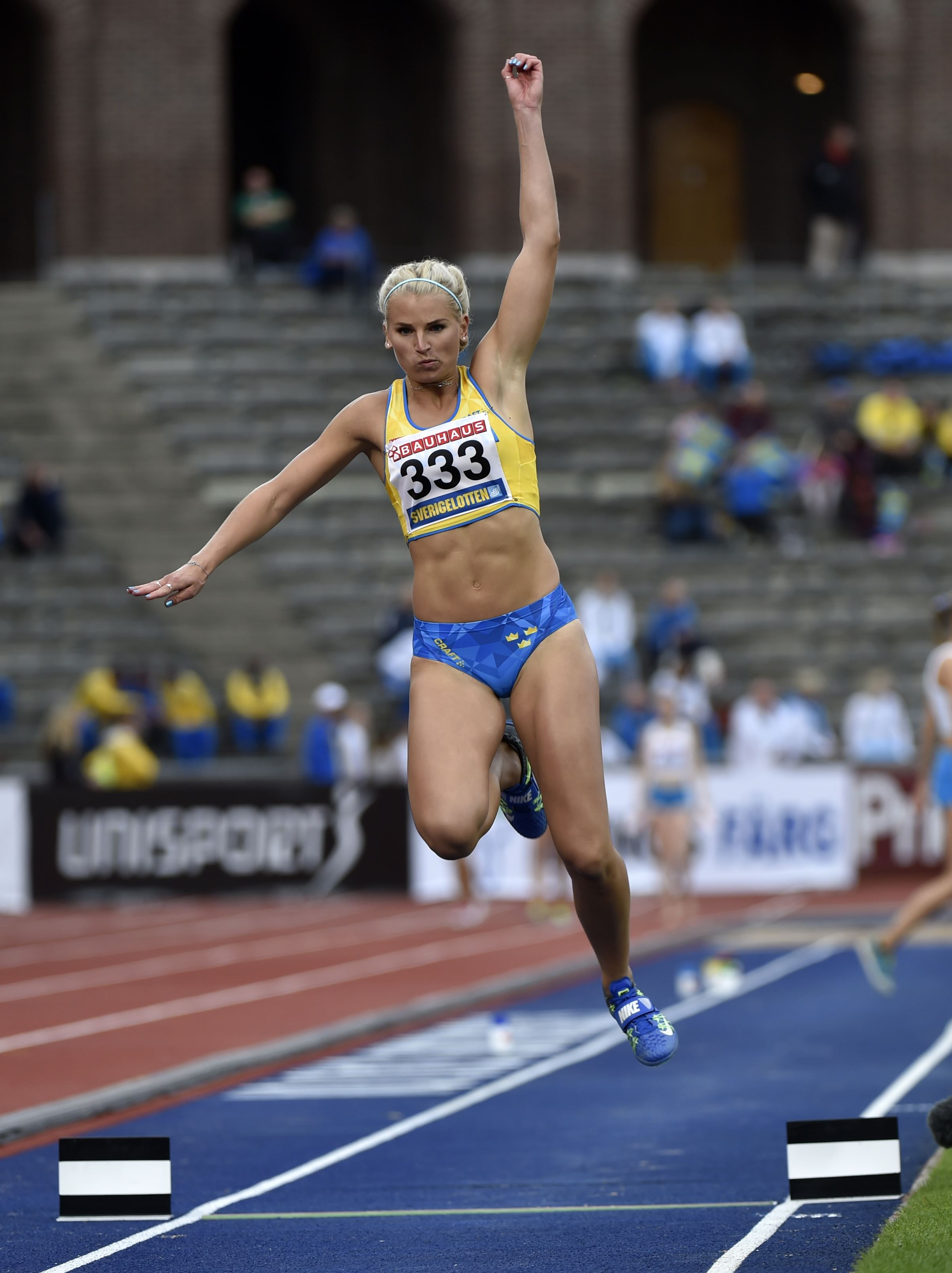 Swedish Athletics Indoor Championships 2018