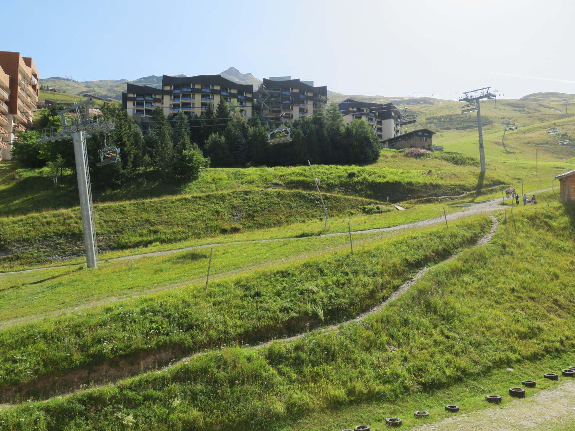 2 Pièces 4 pers ski au pied / Aconit 202