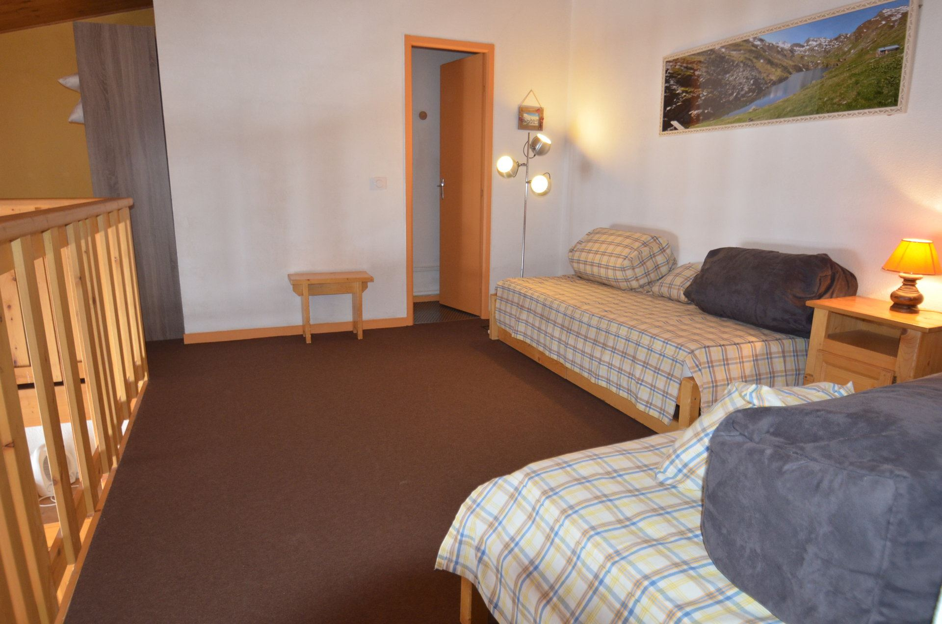 3 Rooms 7 Pers ski-in ski-out / JETAY 143