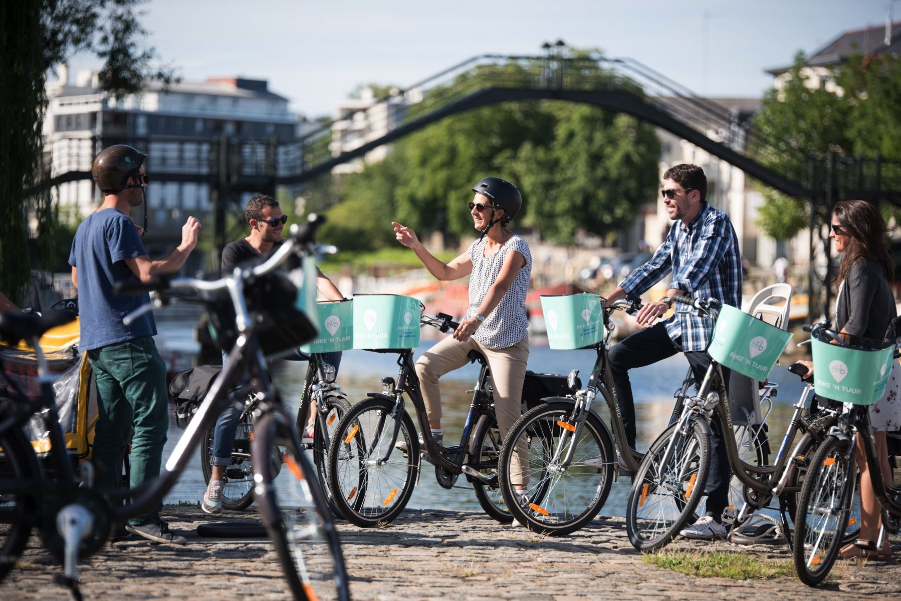 Bike'N Tour - Tour du Panorama Nantais