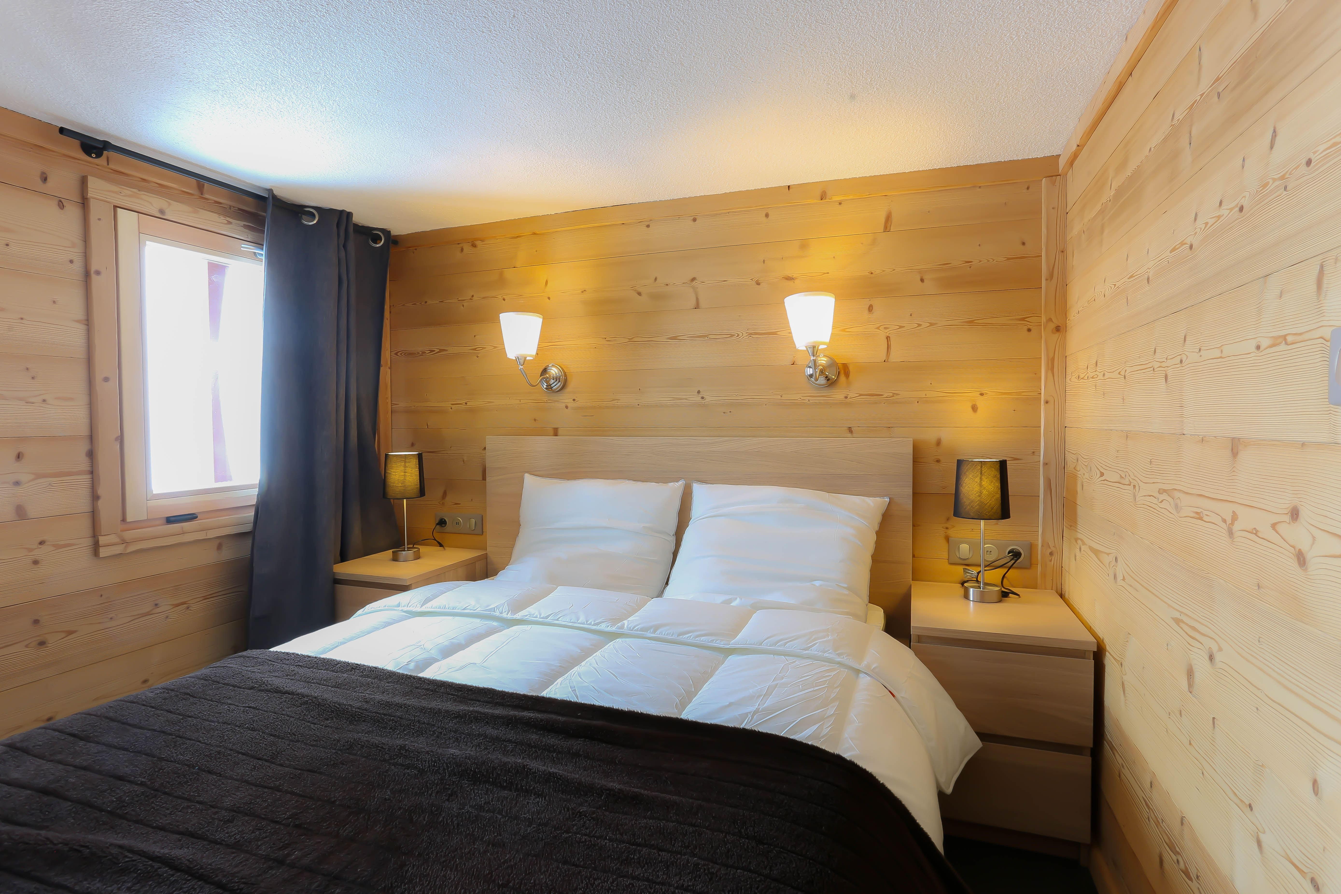 Silveralp 677 > Duplex 3 Rooms + Cabin - 6 People - 3 Gold Snowflakes (Ma Clé IMMO)