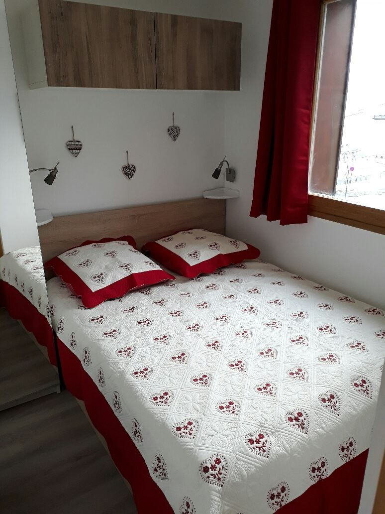 Reine Blanche 050 > 2 Rooms+Cabin - 4 People - 3 Gold Snowflakes (Ma Clé IMMO)