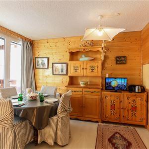 Roc de Péclet II 16 > Appartement + Cabine - 5 personnes - 2 Flocons Argent (Ma Clé IMMO)
