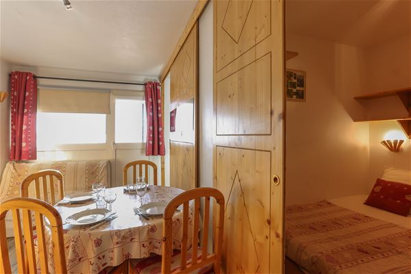 Vanoise 255 > 2 Rooms + Cabin - 4 Persons - 2 Silver Snowflakes (Ma Clé IMMO)