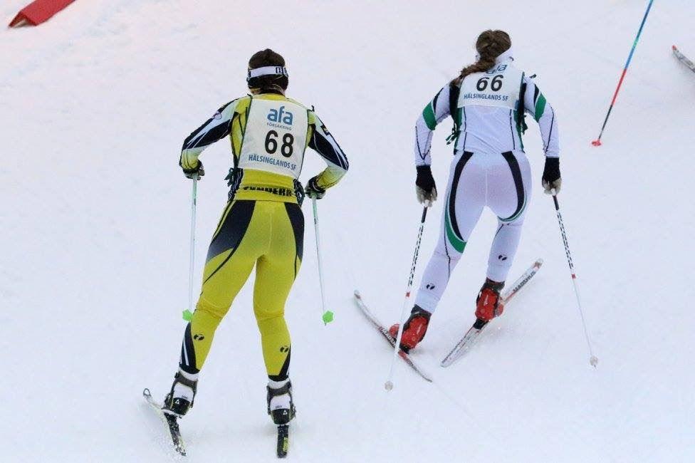 NIK-rundan - längdskidtävling i fristil