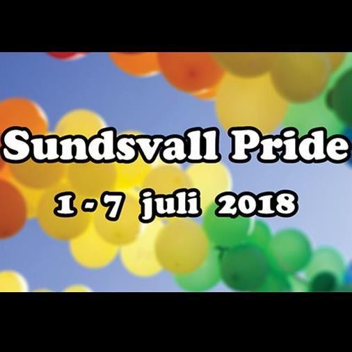 Sundsvall Pride 2018