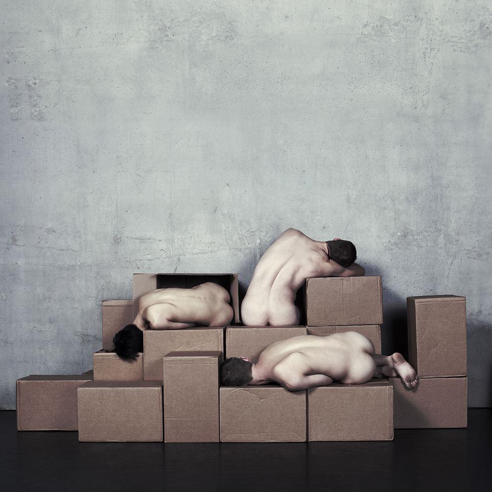 Malin Arnesson, Skånes Dansteater - it is like a large animal deep in sleep
