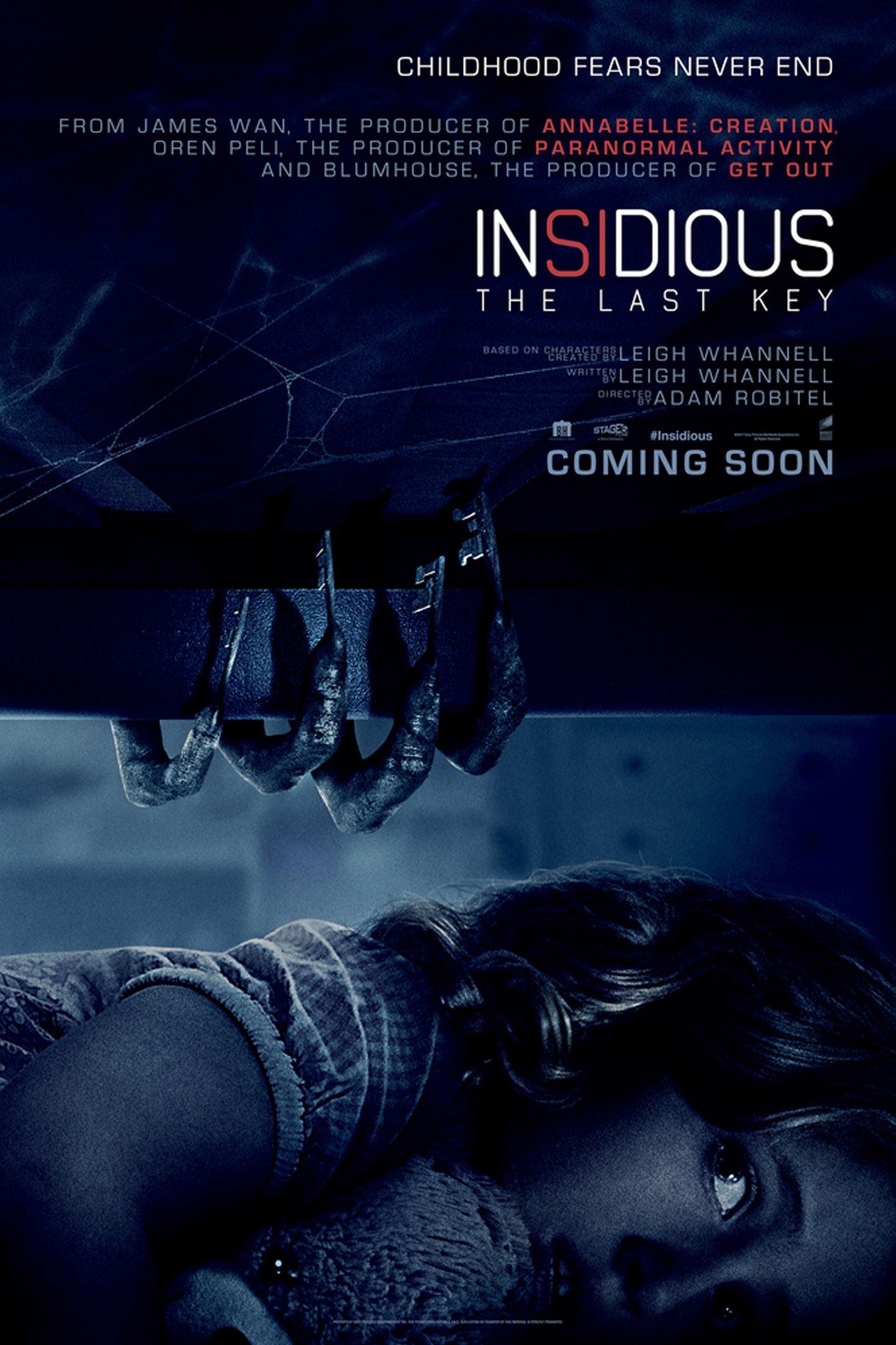 Bio: Insidious: The Last Key