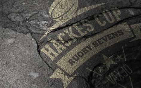 Idrott: Håckes cup - rugby