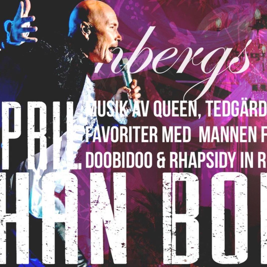 Johan Boding - Konsert