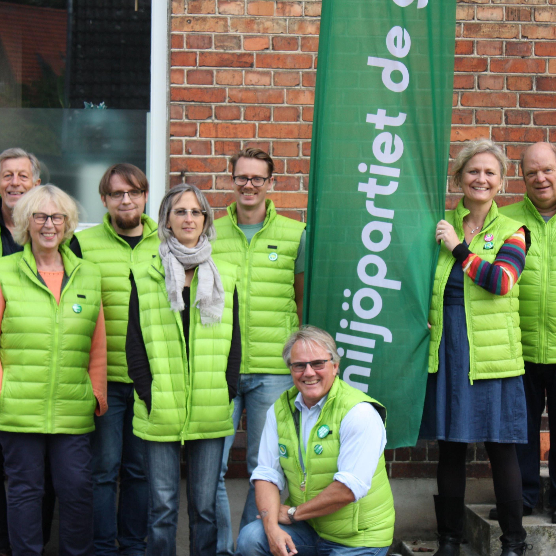© Miljöpartiet de gröna Kävlinge, Grönt Café