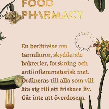 Food Pharmacy – goda bakterier och antiinflammatorisk mat
