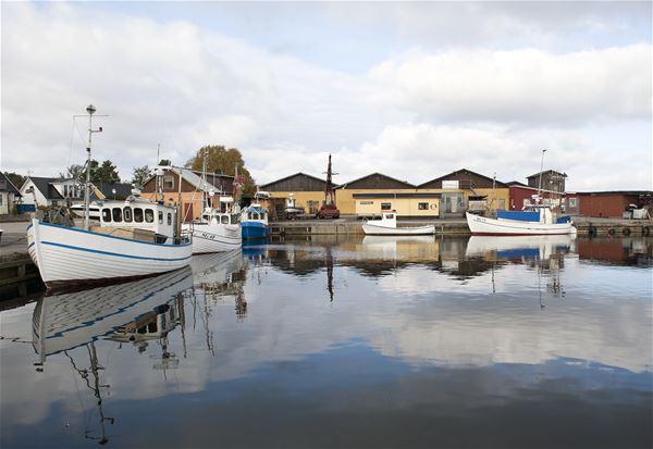 Gästhamn - Krokås fiskehamn