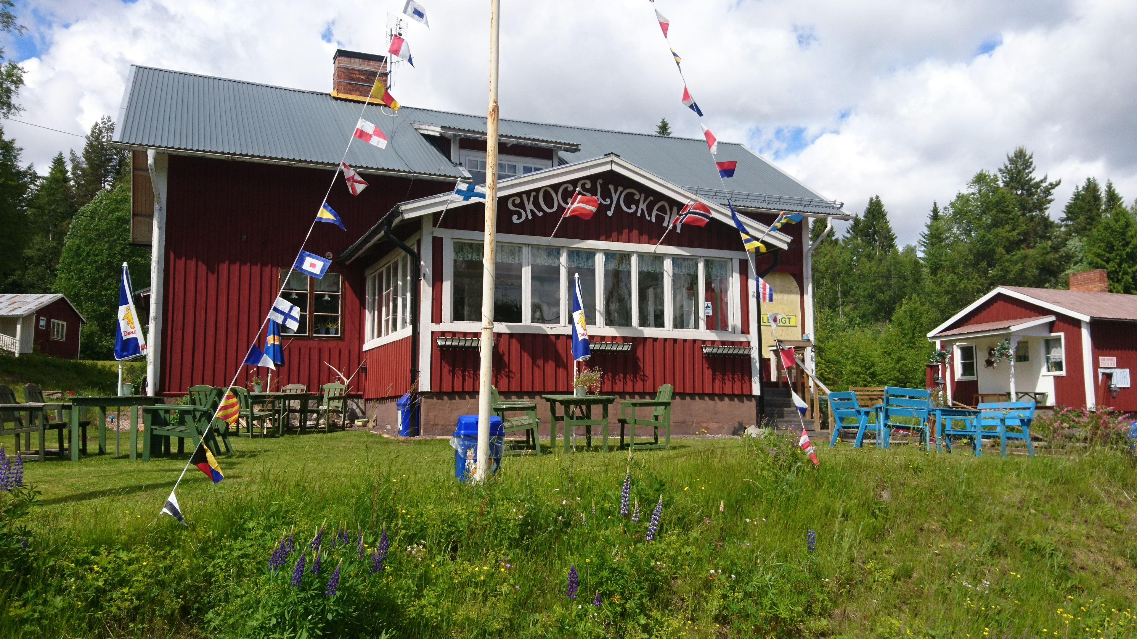 Skogslyckans Kursgård
