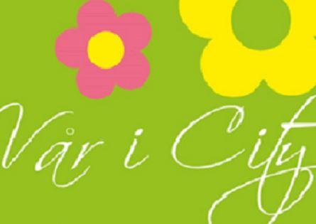 Vår i City - spring-themed shopping event in Mariehamn